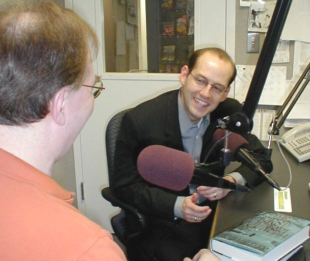 Bill interviews Brad Meltzer