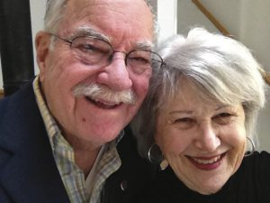 Jerry and Carolyn Parr